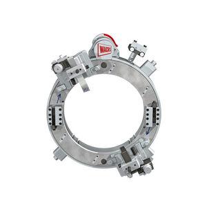 coupe-tube en acier / portatif / orbital / électrique