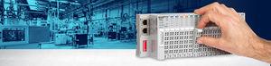module E/S analogique / numérique / Ethernet / distribuée