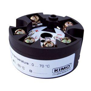 transmetteur de température en tête de sonde / thermocouple / 4-20 mA / de process