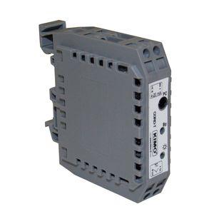 transmetteur de température sur rail DIN / thermocouple / 4-20 mA / programmable