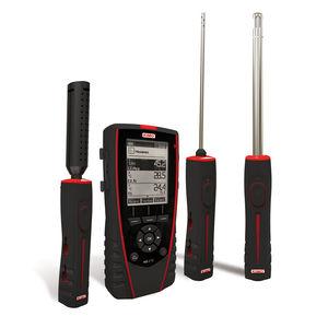 thermo-hygromètre numérique / portable / température / à point de rosée