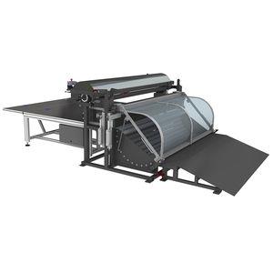 machine de production pour produits en béton / pour textiles