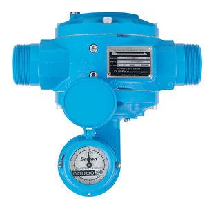 débitmètre volumétrique / pour eau / pour huile / pour fluide corrosif