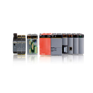 automate programmable compact / sur rail DIN / avec E/S intégrée / sur réseau Ethernet