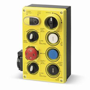 boîte à boutons à 8 boutons / IP54