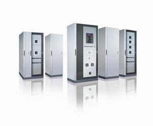 appareillage de commutation primaire / basse tension / isolé à l'air / pour distribution électrique