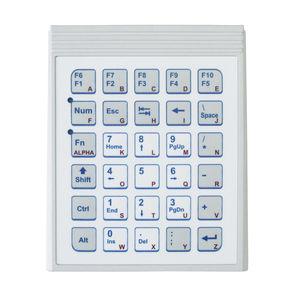 clavier numérique 32 touches