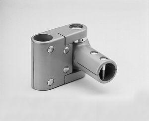 connecteur de tube rond / d'aluminium / en alliage / appui pendulaire