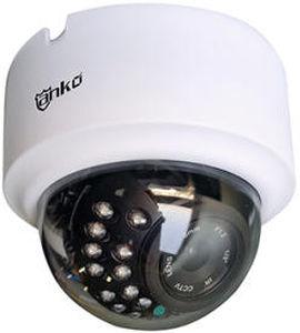 caméra de vidéosurveillance / HD / numérique / couleur
