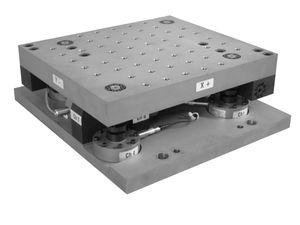 capteur de force en compression / type poutre / multi-axe / avec mesure de couple
