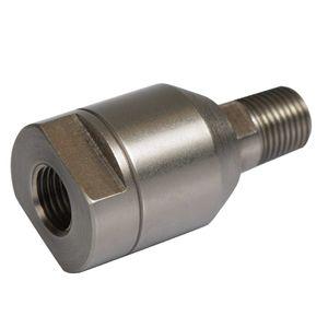 raccord tournant pour huile / hydraulique / haute pression / basse pression