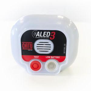 détecteur de champ électrique / compact / avec alarme sonore / avec alarme visuelle