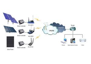 système de télésurveillance diagnostic de batterie