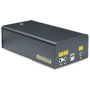 laser femtoseconde / à état solide / infrarouge / accordable