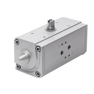 actionneur rotatif / pneumatique / à double effet / à simple effet