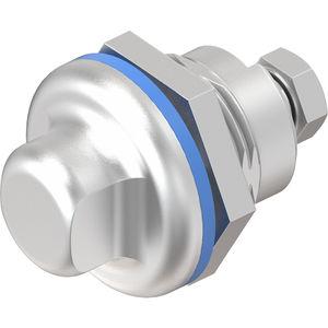 serrure mécanique / pour porte / pour armoire / en acier inoxydable