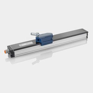 capteur de position linéaire / sans liaison mécanique / inductif / analogique
