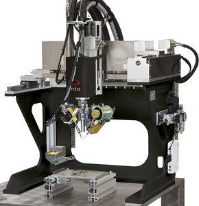 machine de brasage sélectif automatique