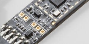 circuit intégré transmetteur radio sans fil