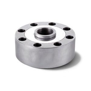 capteur de force en compression / type pancake / en acier / pour étalonnage