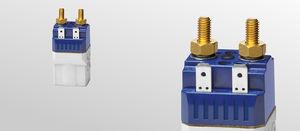 contacteur de batterie / DC / unipolaire / pour l'industrie