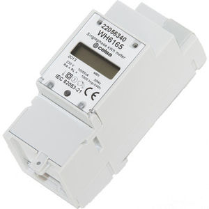 appareil de mesure paramètres électriques / numérique / avec affichage / monophasé