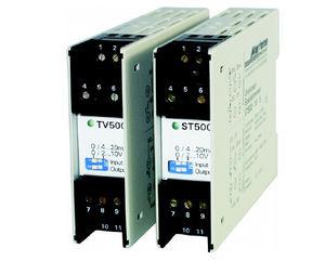 convertisseur/isolateur de signal sur rail DIN
