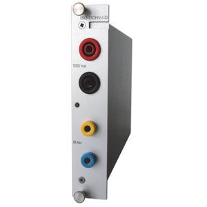 amplificateur de signal / conditionneur / à deux voies / à DSP
