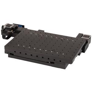 platine XY / motorisée / 2 axes / avec moteur pas à pas encastrable