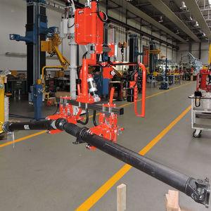 manipulateur pneumatique / à prises multiples / de manutention / sur colonne