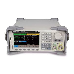 générateur de forme d'onde arbitraire / numérique / 2 canaux / analogique