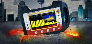 analyseur pour réseau électrique / de qualité d'énergie / portable