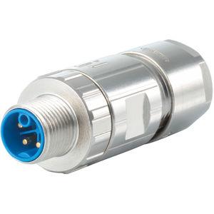 connecteur de données / DIN / circulaire / M12