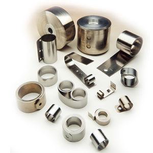 ressort à traction constante / en spirale / en acier / en acier inoxydable