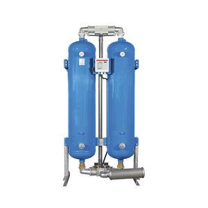sécheur d'air comprimé par adsorption sans chaleur