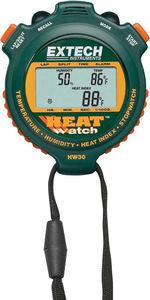 chronomètre humidité