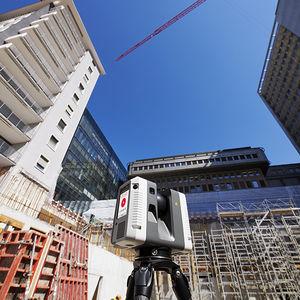 scanner 3D / de mesure / pour l'imagerie spatiale et la topographie / laser