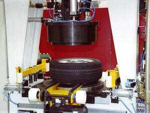 machine de gonflage de pneus