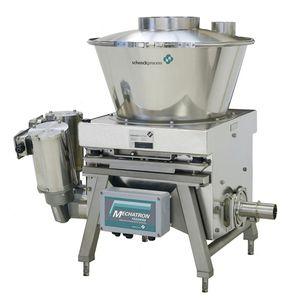 alimentateur à vis / volumétrique / gravimétrique / pour denrées alimentaires