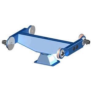 positionneur motorisé / rotatif / 2 axes / pour robots