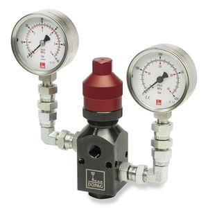 régulateur de pression pour produits chimiques