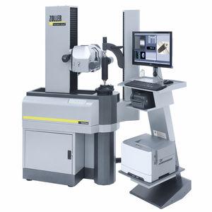 machine de mesure de géométrie / de concentricité / d'outil / entièrement automatique