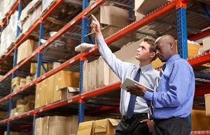 logiciel de gestion d'entrepôt (WMS)