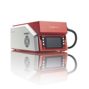 analyseur de gaz / benchtop / compact / d'échantillonnage