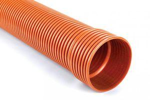 tuyau rigide pour l'eau / pour bâtiment / en PVC / standard