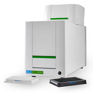 lecteur de microplaque à luminescence / à fluorescence / pour absorbance / multimode