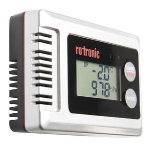 enregistreur de données de température et d'humidité / de pression barométrique / de point de rosée / USB