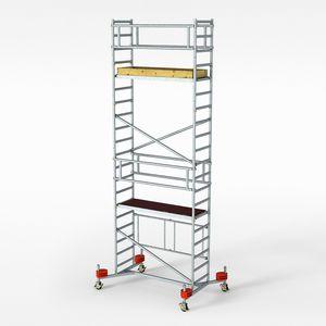 échafaudage mobile / modulaire / de façade
