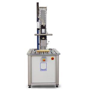 machine d'essai de torsion / verticale / motorisée