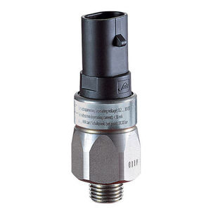pressostat à membrane / à piston / réglable / avec connecteur intégré